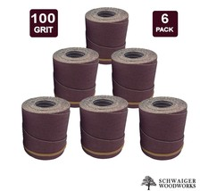 Drum Sander Sanding Wraps/Rolls, 100g for JET/Performax 22-44, 22-44 Plu... - $42.99