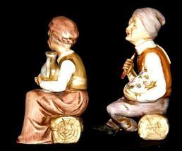 Man and Woman Figurine Japan S-2039AA19-1681 Vintage image 3
