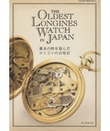 Oldest Clock Longines the End of the Edo Period Photo Collection Book - $38.78