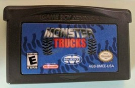 Monster Trucks game (Nintendo Game Boy Advance, 2004) gameboy - $8.86