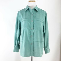 Alfred Dunner Petite Long Sleeve Top Shirt - Size 6P - $14.54