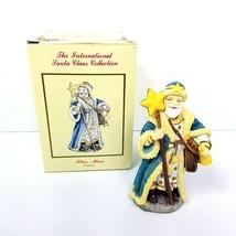 The International Santa Claus Collection SC04 Star Man Poland Figurine 1992 - $12.20