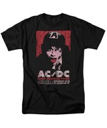 Authentic AC/DC High Voltage Concert Tour Chequers Poster T-shirt Small ... - £21.79 GBP+