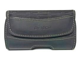 By Tech Black Sunglasses Case Hook and Loop Closeure Belt or Visor Clip - $12.60