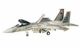 Hasegawa 1/72 the United States Air Force F-15C Eagle Plastic C6 - $38.02