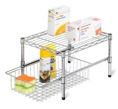 Honey-Can-Do Large Stacking Cabinet Organizer - $66.99