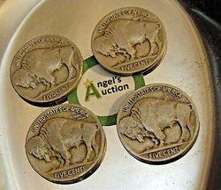 Buffalo Nickel 1920, 1925, 1928  and 1929 AA20BN-CN6098 image 8