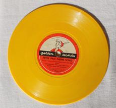 Peter Pan Theme Song, flip side You Can Fly, Golden Records, circa 1953,... - $1.99