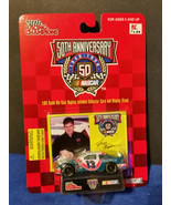 98 Racing Champions 50th Anniversary NASCAR #13 Jerry Nadeau Ford First ... - $2.61