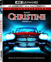 Christine [4K UHD +Blu-ray+Digital]