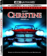 Christine [4K UHD +Blu-ray+Digital] - $19.95