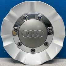 ONE 2007-2013 Audi Q7 # 58805 OEM Aluminum Wheel Rim Center Cap # 4L0601165 USED - $44.99