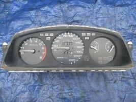 92-95 Honda Civic D15Z1 VX instrument gauge cluster speedo tach canadian... - $199.99