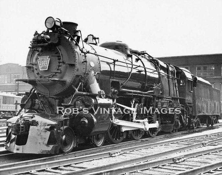 Milwaukee Road Hiawatha photo Chippewa 4-6-2 Pacific Steam Locomotive CMSP