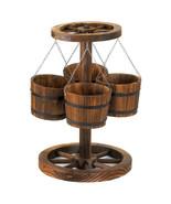 Wagon Wheel Planter - $81.91