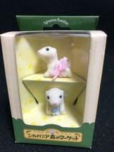 Sylvanian Families Okojo's White Twins Baby Sylvanian Forest Market Limi... - $195.01