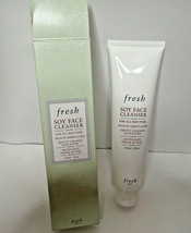 Fresh Soy Face Cleanser 5fl oz 150 ml All Type Skin Face & Eyes Amino Acids NIB  - $49.50