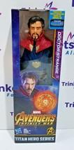 """Marvel Avengers Infinity War Titan Hero Series - DR. STRANGE 12"""" Action ... - $18.49"""