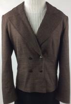 Blazer Size 6 Dressbarn Jacket Dress Barn Womens Women Lined Button Sz 6... - $13.12