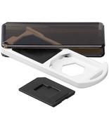 MEMORY CARD scatola trasporto TRASPARENTE GRIGIO PER max. 2x SD / microSD/ - $3.83