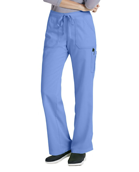 Barco Grey's Anatomy XL Pant for Men Easy Care Medical Scrub Pant Sky Blue New  - $33.85