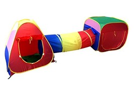 Cubby Tube Teepee Children Adventure POCO DIVO - $23.78