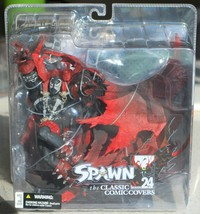 McFarlane - Spawn Classic Comic Covers i.43 - Series 24 - Action Figure ... - $29.09
