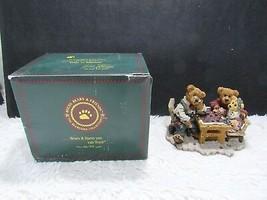 1996 Boyd's Resin Grenville w/ Matthew & Bailey Collectible Figurine, De... - $12.95