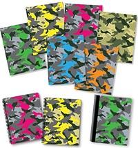 GENERATION - 2 Pocket Folder Camouflage 9/PC School Value Pack, Heavy Du... - $35.80 CAD