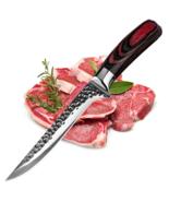 Japanese Boning Knife 5.5inc Blade Stainless Steel Fillet Butcher for Ki... - $16.28
