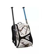 Easton RealTree Snow Camo Backpack Team Bat Holder Pack Real Tree Equipm... - $24.75