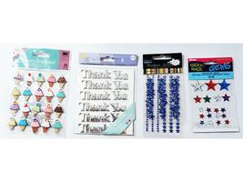 Year Round Stickers, Set of 16 Sticker Packs #2406 image 2