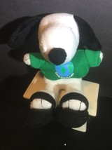 Metlife Peanuts Snoopy Plush: Save Our Earth - Earth Day - $9.85
