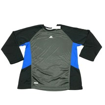 NEW Russell Dri-Power Dry Fit Shirt Boys Size 10-12 Long Sleeve Athletic... - $17.83