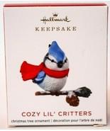 Hallmark  Cozy Lil' Critters  Series 2nd   Miniature  Keepsake Ornament ... - $16.82