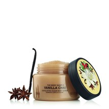 THE BODY SHOP Vanilla Chai 10.5 Ounces Sugar Body Scrub - $24.68