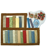 Bookshelf: Quilted Art Wall Hanging - $325.00