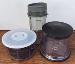 Ninja Master Prep Pulse Blender Accessories -Food Processor, Salad Spinn... - $33.85
