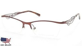 NEW PRODESIGN DENMARK 5149 c.5031 BROWN EYEGLASSES FRAME 54-16-135 B32mm... - $128.69