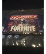 Hasbro Gaming: Monopoly: Fortnite Edition - Board Game Ages 13+ | Brand New - $16.83
