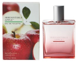 Bath & Body Works Luxuries Irresistible Apple Eau de Toilette 1.7 fl oz ... - $88.99