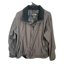 Rei women's E1 Elements lightweight brown jacket plus size XL - $17.81
