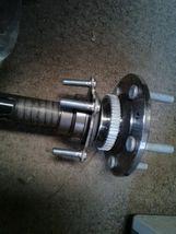 32 Spline axle 5 lug image 7