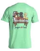 New PUPPIE LOVE CRAB FEAST  Pup  T SHIRT - $19.79+