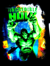 The Incredible Hulk Shirt By Marvel Comics (Size Large) - $19.78
