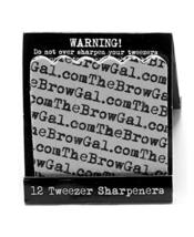 The BrowGal Tweezer Sharpeners image 11