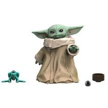 Star Wars Baby Yoda The Black Series Mandalorian The Child Disney Hasbro - $14.89