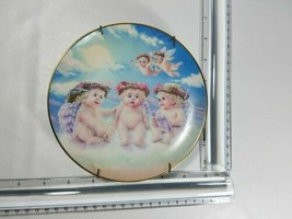 Dreamsicles The Flying Lesson 1994 Collector Plate Hamilton Collection (50) - $14.85