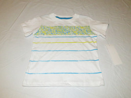 Boys baby Youth Quiksilver 18M 18 months t shirt NEW Boardwalk WBB0 white - $11.28
