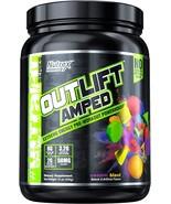 NUTREX OUTLIFT AMPED (SPANISH) 30 servings Cosmic Blast Flavor Preworkou... - $29.99